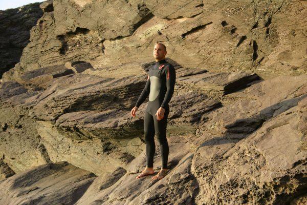 NCW 5/3 chest zip winter steamer wetsuit